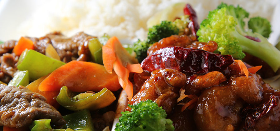 Long River Chinese Food